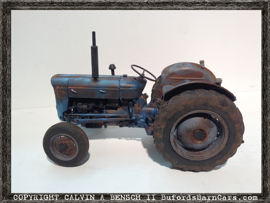 1963 Ford Tractor Model 2000 : Ford super dexta